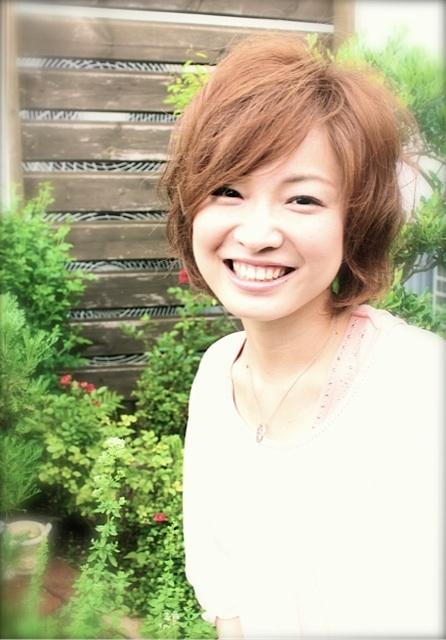 岡崎 美容院 HAIR SPA FRANGI | ゆるふわ☆ショート! 109